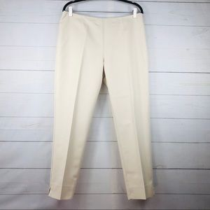 Chico's Straight Leg Ankle Length Pants Size 1.5